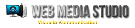 Web media produktion Logo